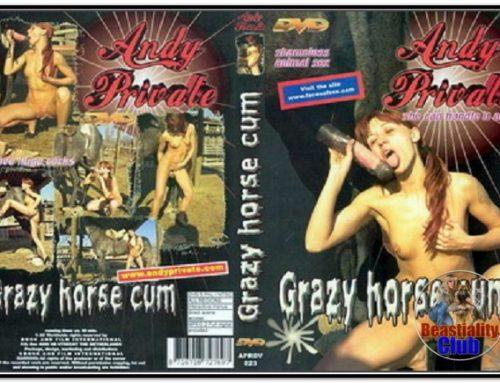 Andy Private – Crazy Horsecum
