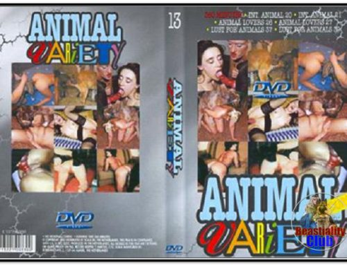 Аnimal Variety 13 – Dog And Girl Dual Penetration