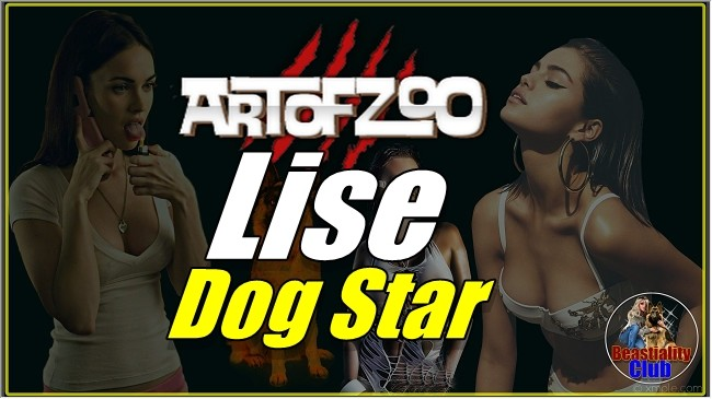 ArtOfZoo.Com - Lise - Dog Star | FetishXXX