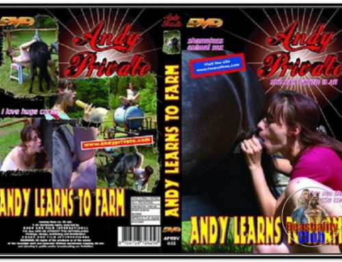 Andy Private – Andy Learns To Farm