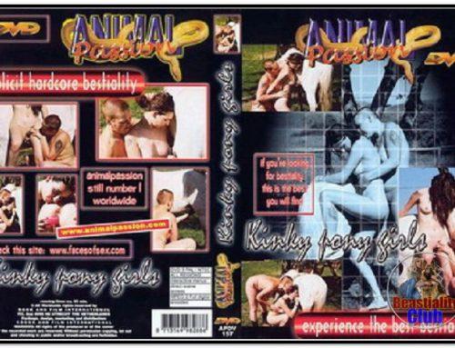 Animal Passion – Kinky Pony Girls