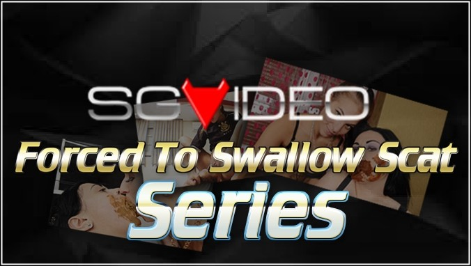 Forced To Swallow Scat Series