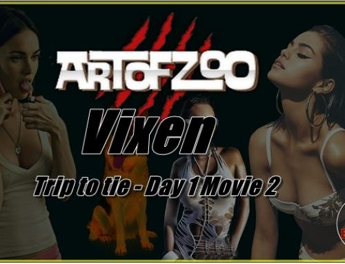 ArtOfZoo.Com – Vixen -Trip to tie – Day 1 Movie 2