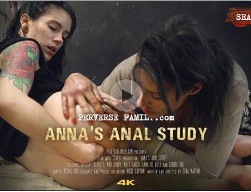 PerverseFamily.com – Annas Anal Study