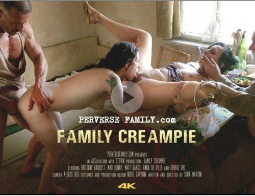 PerverseFamily.com – Family Creampie