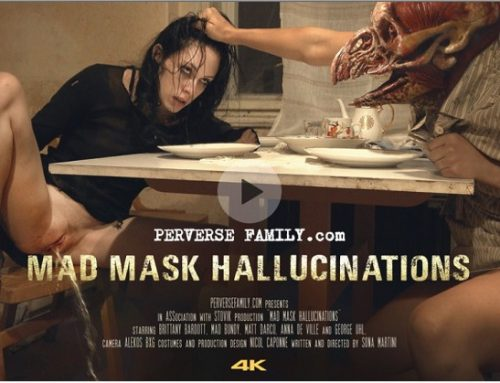 PerverseFamily.com – Mad Mask Hallucination